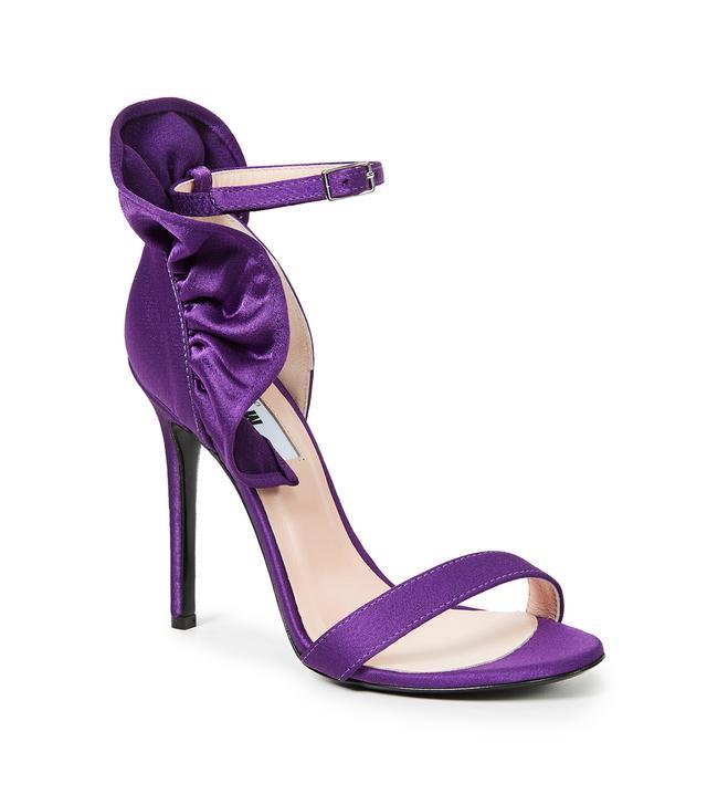 Rouche Sandals