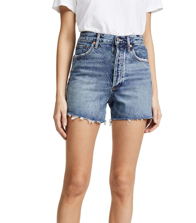 The Dee Ultra High Rise Shorts