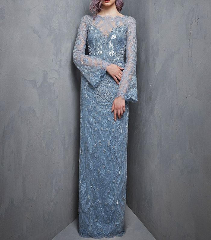 Best Coloured Wedding Dresses: 7 Frocks You\'ll Love | Who What Wear UK