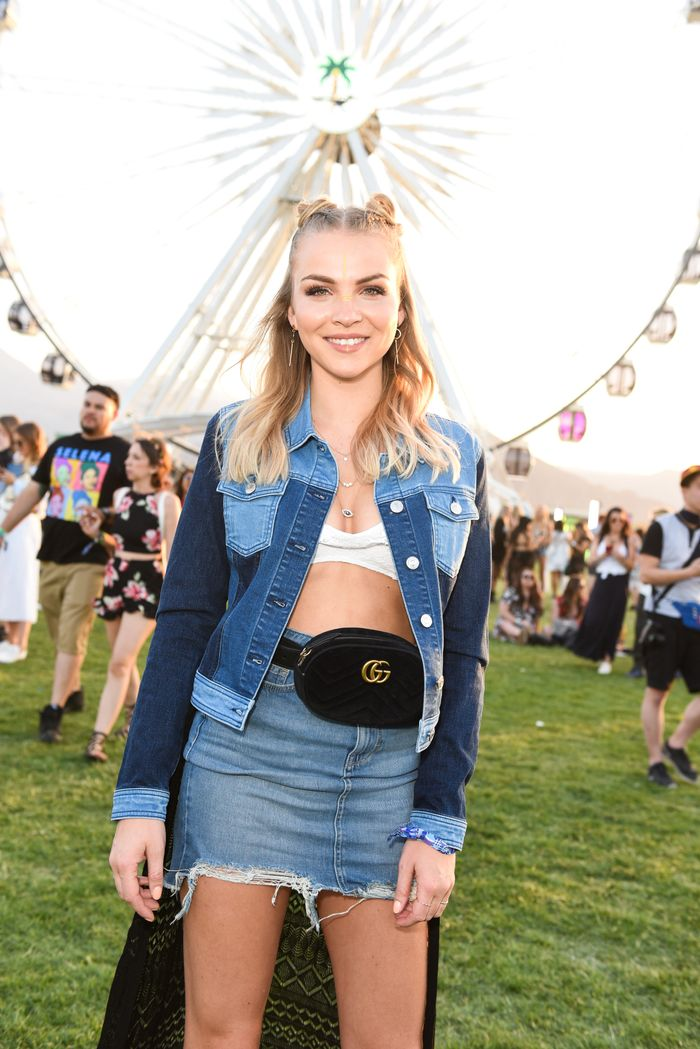 the 16 best street style coachella outfits in 2018  who