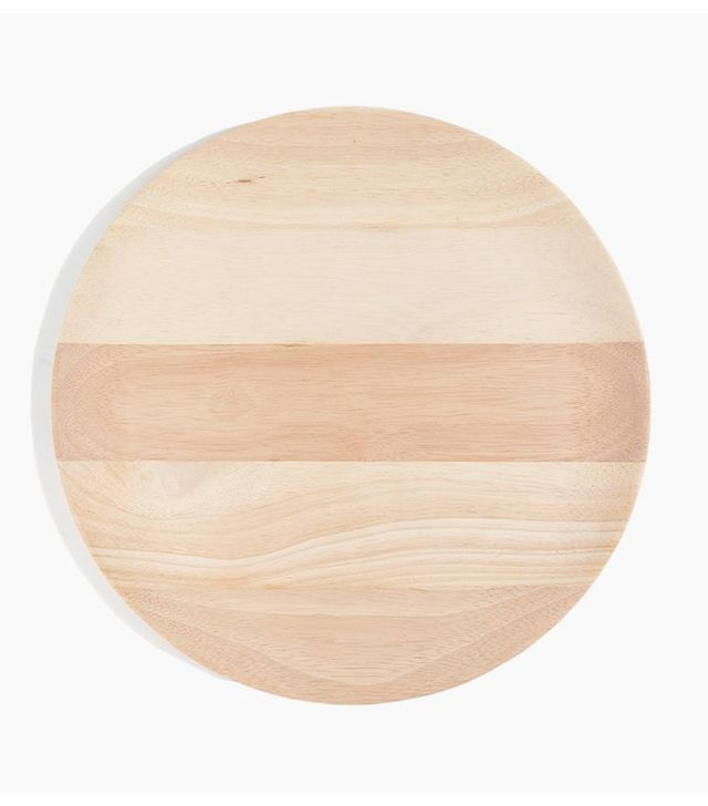 Bois Wooden Plates