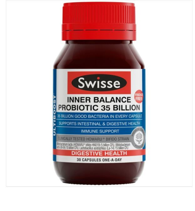 Swisse Ultiboost Inner Balance Probiotic
