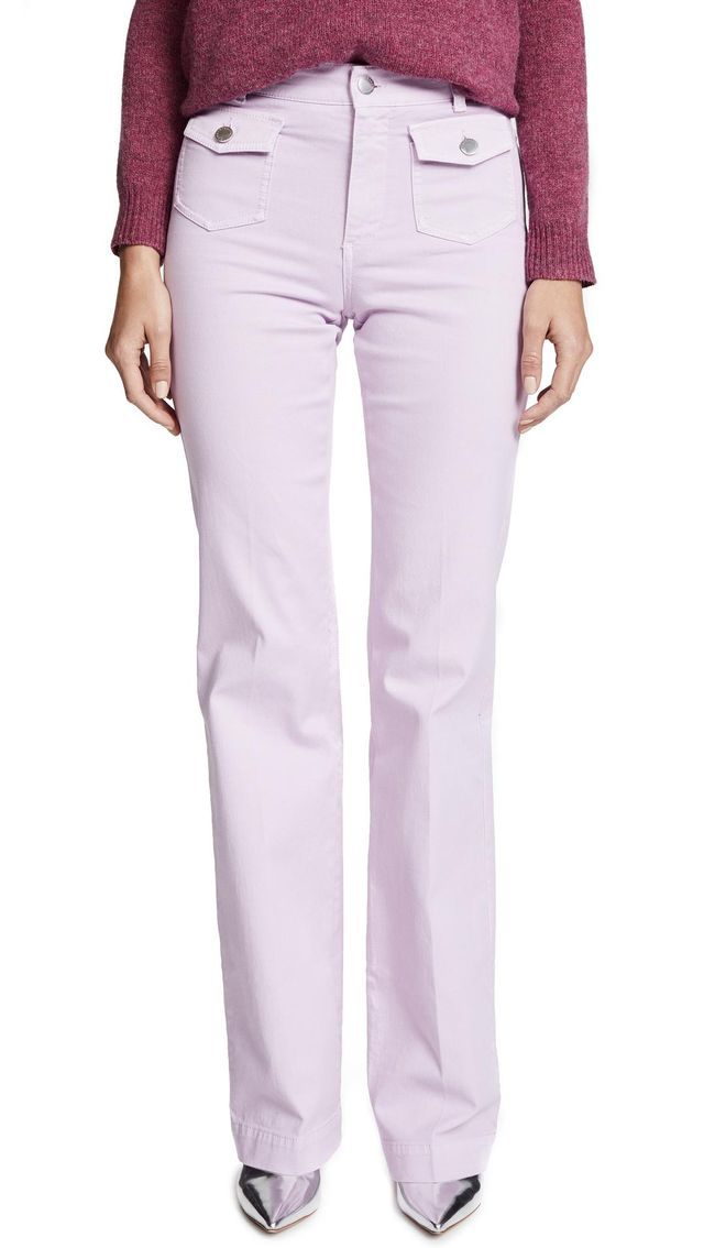 The Flare Trousers