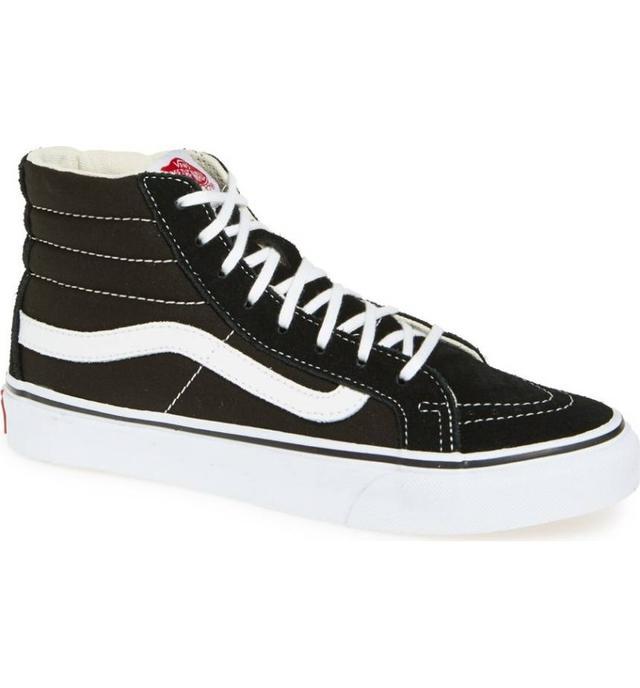 Sk8-Hi Slim High Top Sneaker