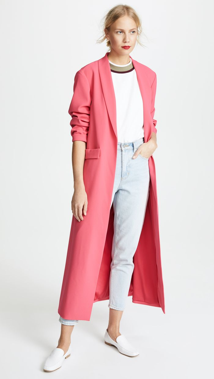 12 Jackets To Wear Over Dresses This Spring Who What Wear