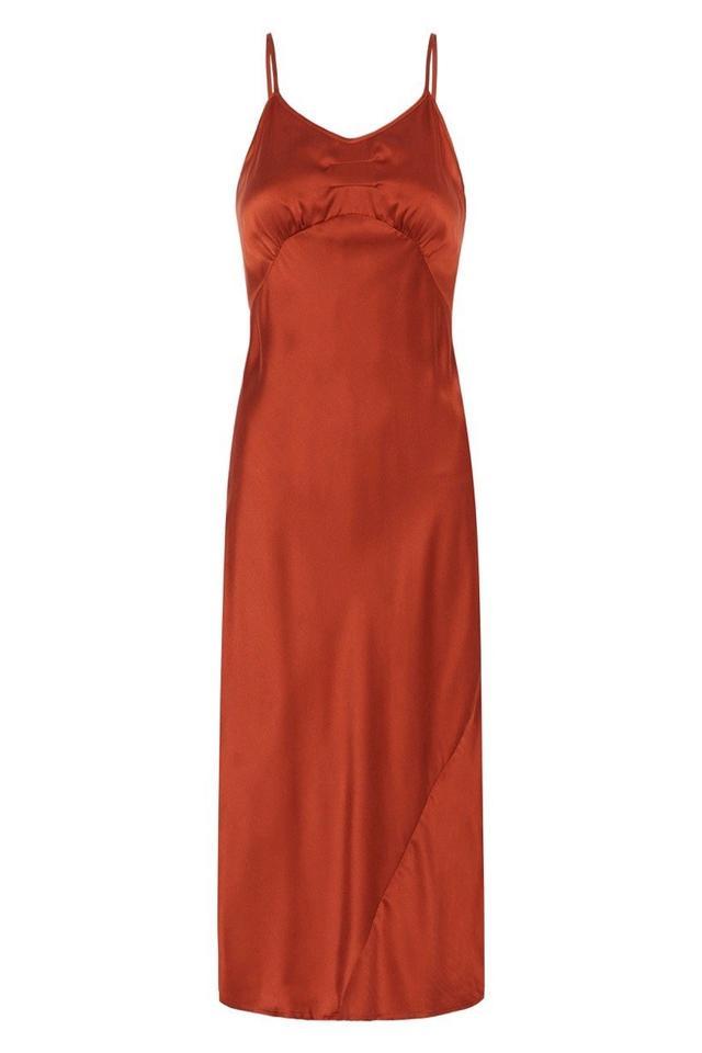 Spell & The Gypsy Collective Boudoir Silk Slip Dress