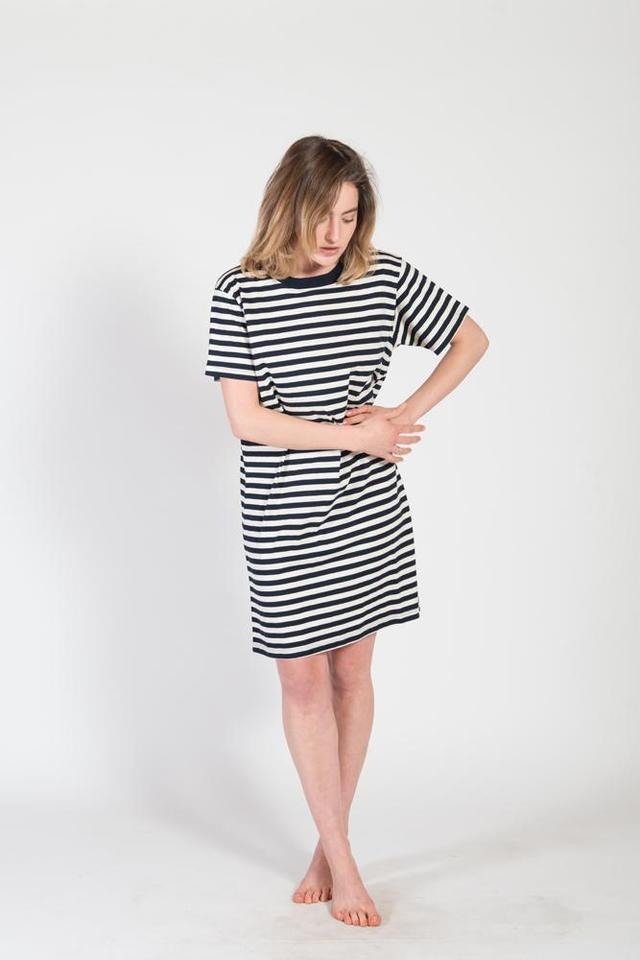 Vege Threads Organic Tee Dress