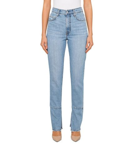Nobody Denim Long Line Jean