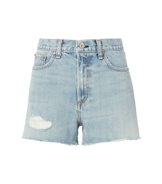 Justine Cutoff Shorts