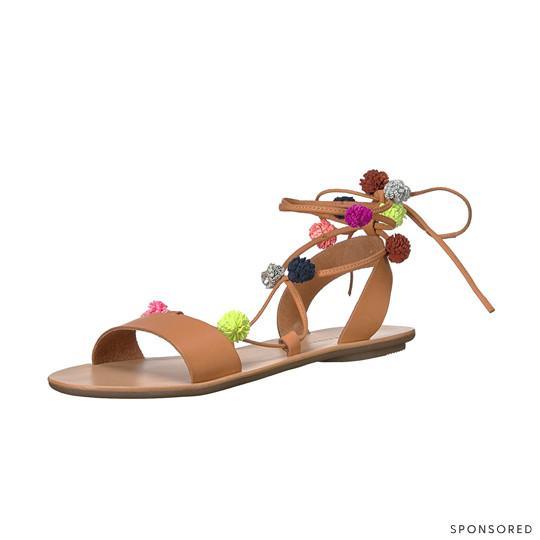 Loeffler Randall Saskia Flat Sandal