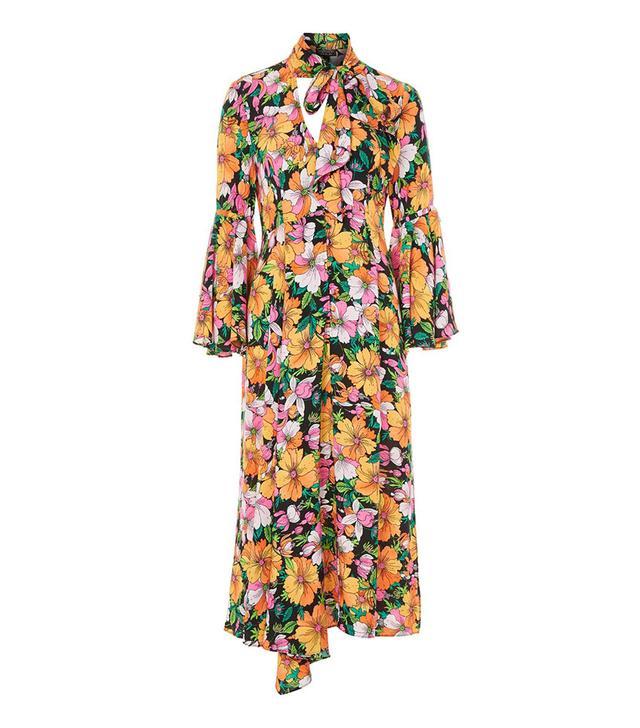 TALL Heavy Petal Chuck On Dress