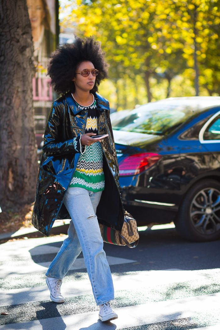 7 Outfits To Wear With High Tops Who What Wear
