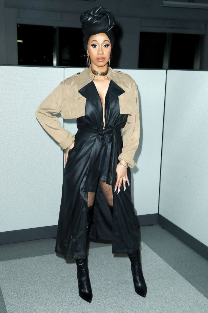 the best cardi b style moments  who what wear