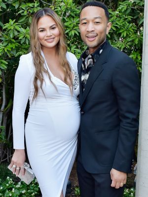Chrissy Teigen Has Some Opinions About Men Wearing Sandals