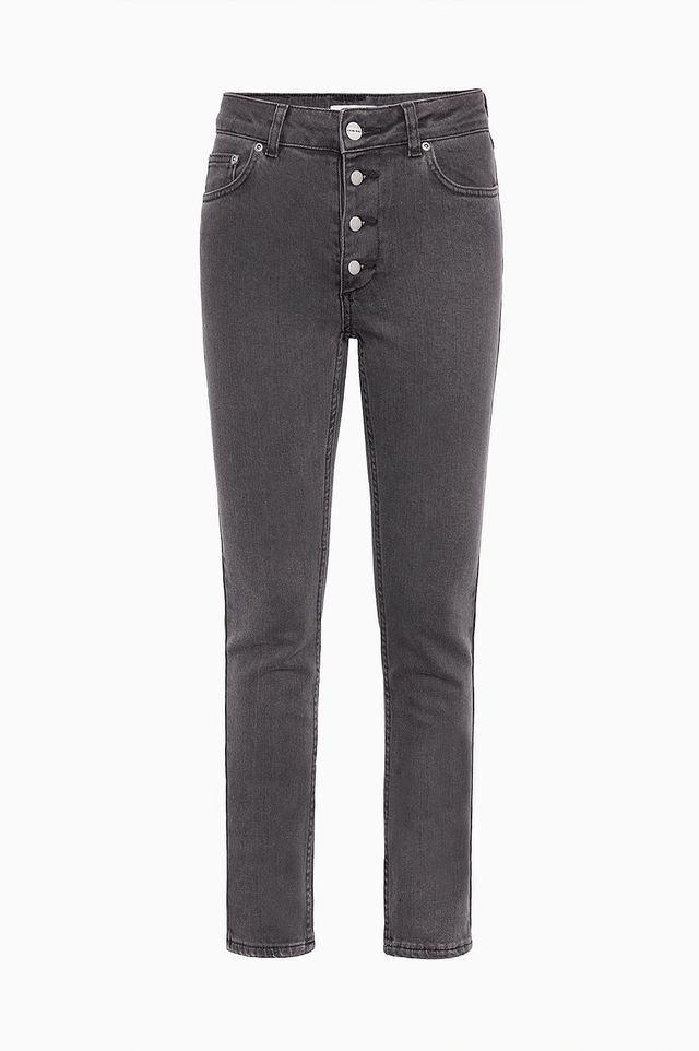 Anine Bing Frida Jeans in Charcoal