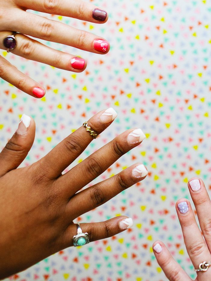 A Guide To Every Type Of Nail Polish From Crme To Matte Byrdie