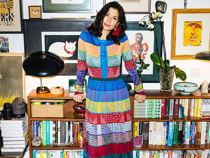 aac023586bb18 See Jasmine Hemsley s Style by Jumping Into Her Closet