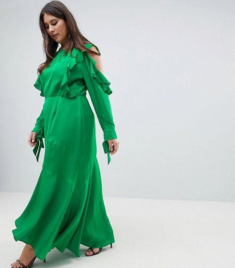 How To Shop Cocktail Dresses For Big Busts Who What Wear