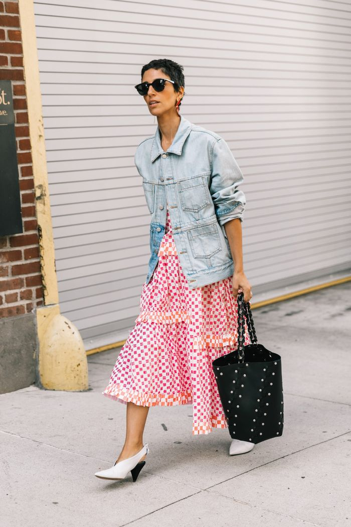 9 Baby Shower Outfit Ideas Who What Wear