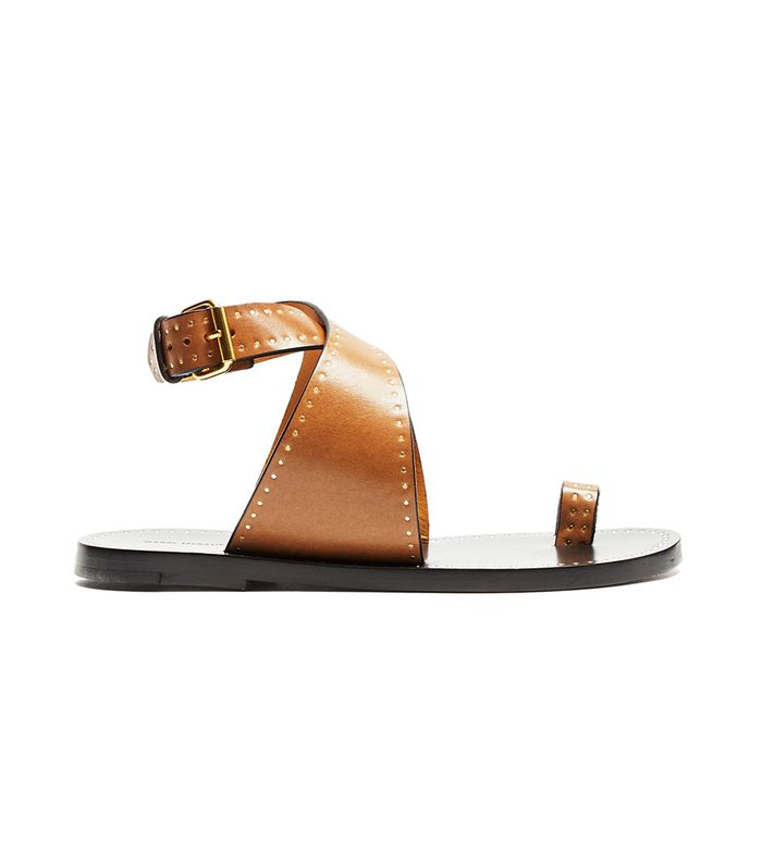Toe Ring Sandals The Next Ugly Shoe Trend Who What Wear