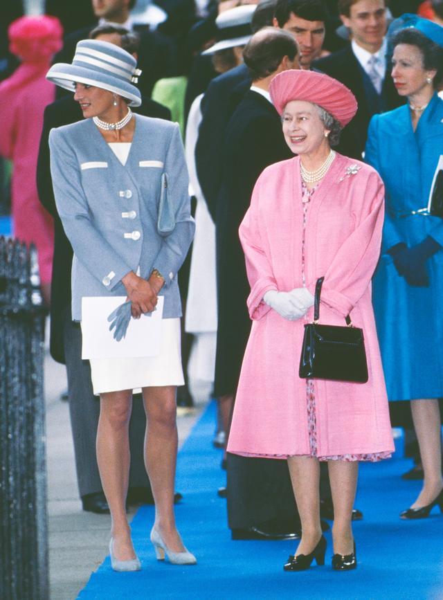 Viscount Linley's Wedding, 1993