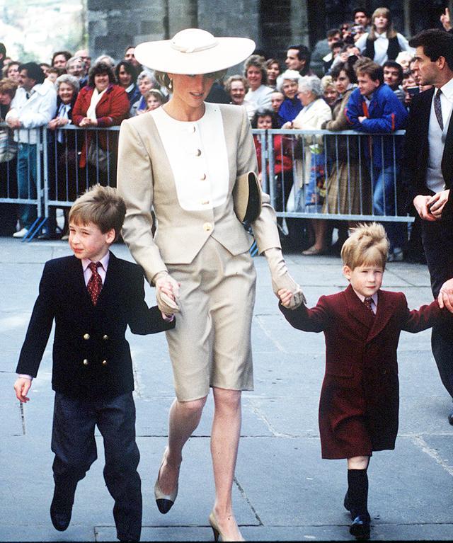 The Duke of Hussey's Daughter's Wedding, 1989