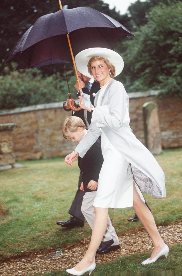 Viscount Althorp's Wedding, 1989