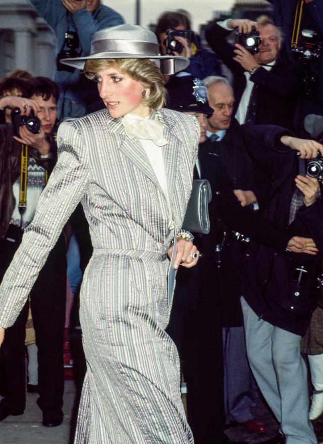 Anne Bolton's Wedding, 1983