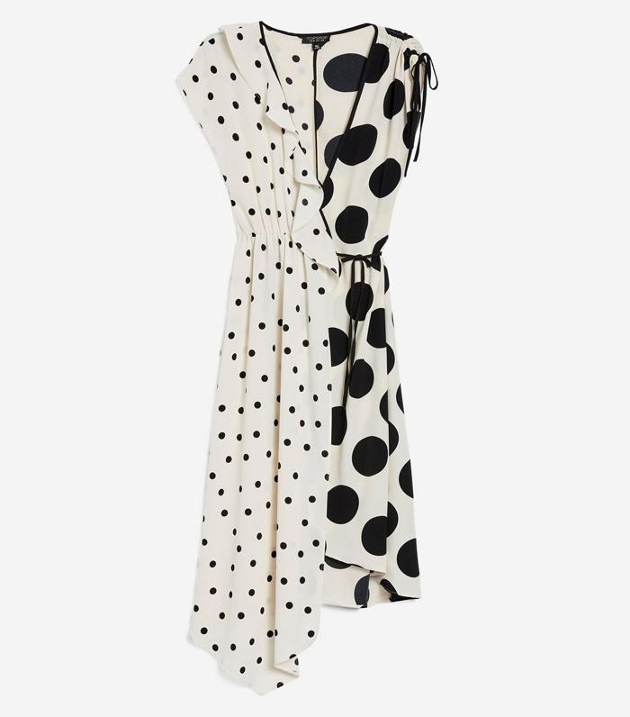 Emily Ratajkowski Just Wore The Perfect Polka Dot Dress