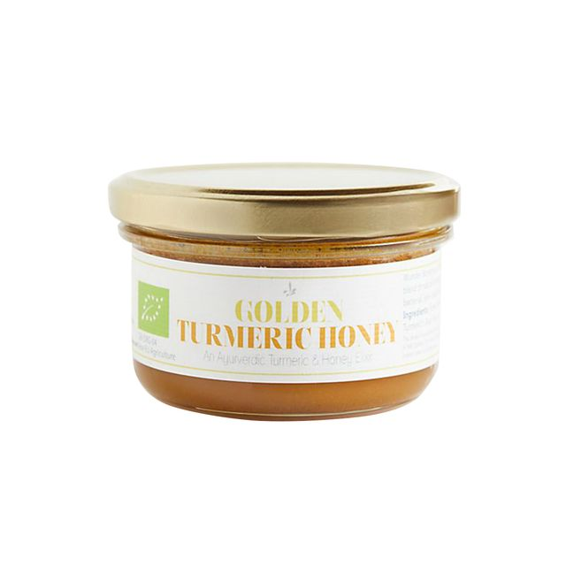 Golden Turmeric Honey by Wunder Workshop