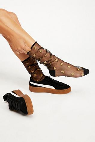 Tabbisocks Aura Sheer Socks