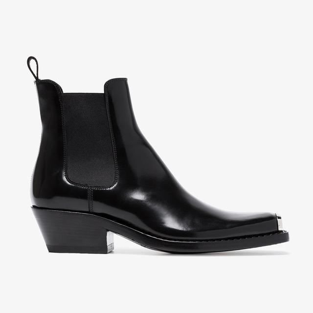 shoe trends 2018: Calvin Klein cowboy boots
