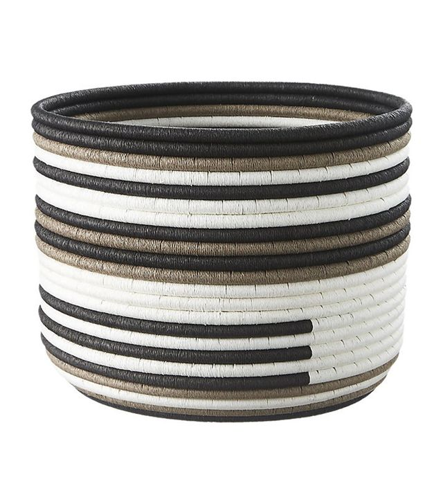 Kalahari Striped Basket
