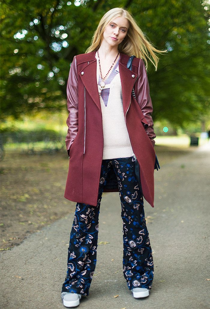 d7662dbc The Best London Street Style Looks | Who What Wear