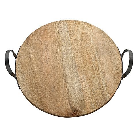 Ecology Walnut Cheese Board With Handle