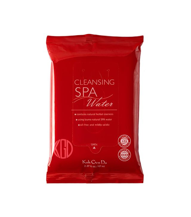 Koh Gen Do Cleansing Spa Water Wipes 3 Pack