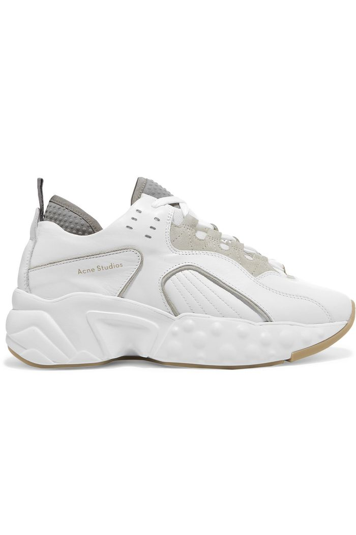 check out 9b10c 16cdf How to Clean White Mesh Shoes in 5 Steps   Who What Wear