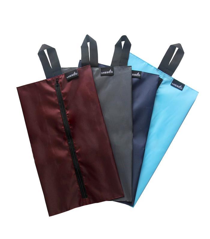Misslo Portable Travel Nylon Shoe Bags