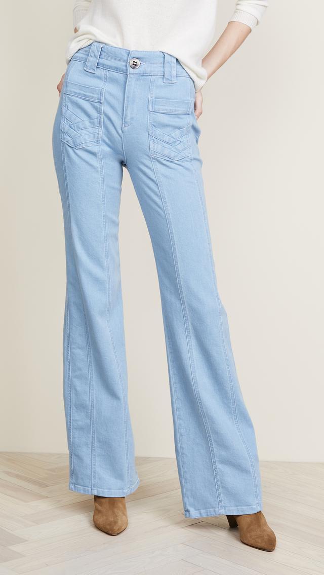 '70s Wide Leg Jeans
