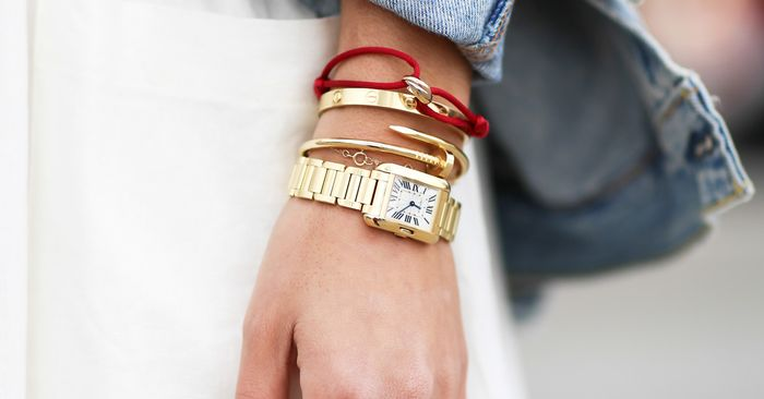 2de0ca53e7969 Is Gold Jewelry Bad for the Environment? | Who What Wear