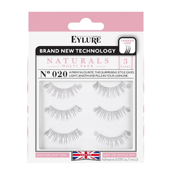 These Are The 10 Best Natural Looking False Eyelashes Byrdie