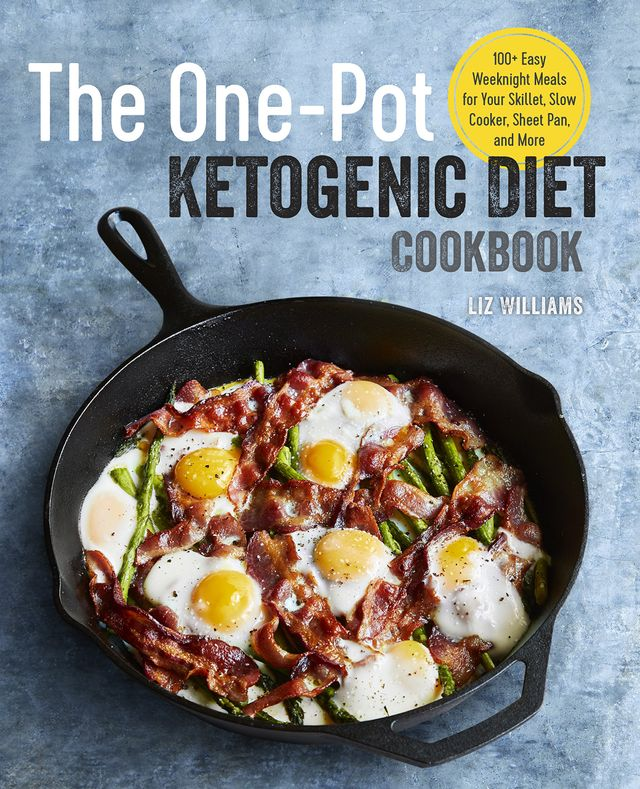The One-Pot Ketogenic Diet Cookbook by Liz Williams