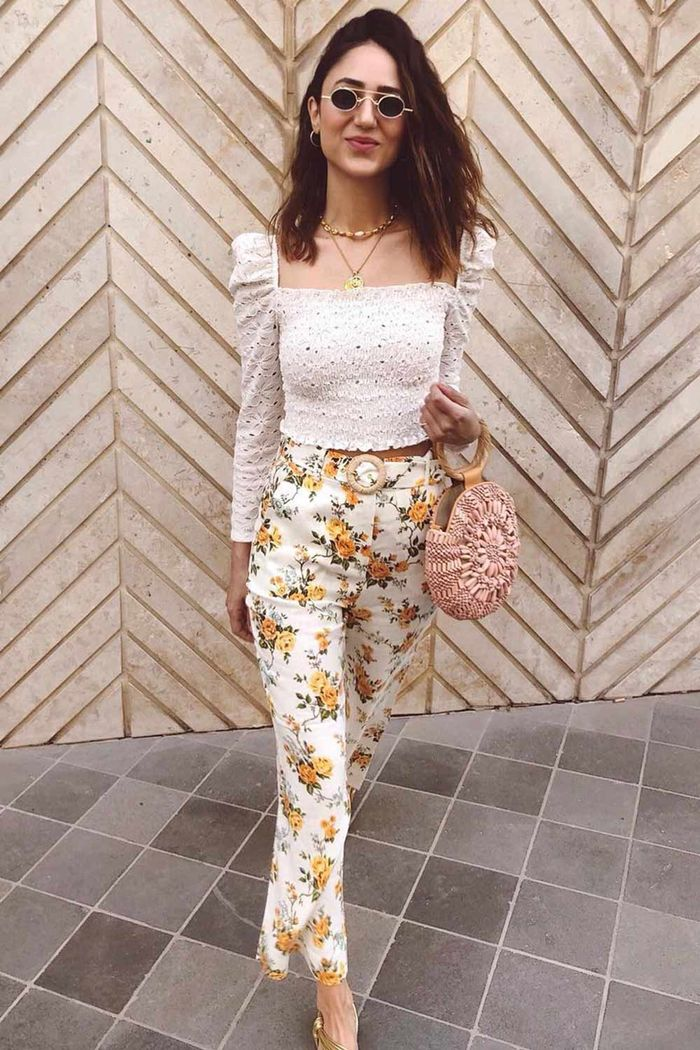 9ca5ee17 10 Summer Floral Outfits to Wear This Season | Who What Wear
