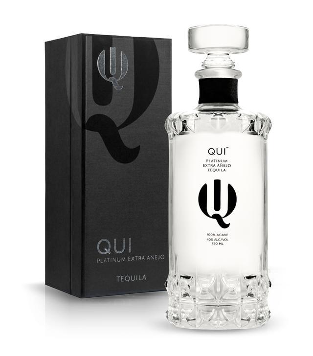 Qui Platinum Extra Añejo Tequila