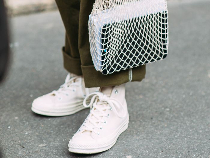 promo code 556cd 34827 The 17 Best Canvas Sneakers for Summer | Who What Wear