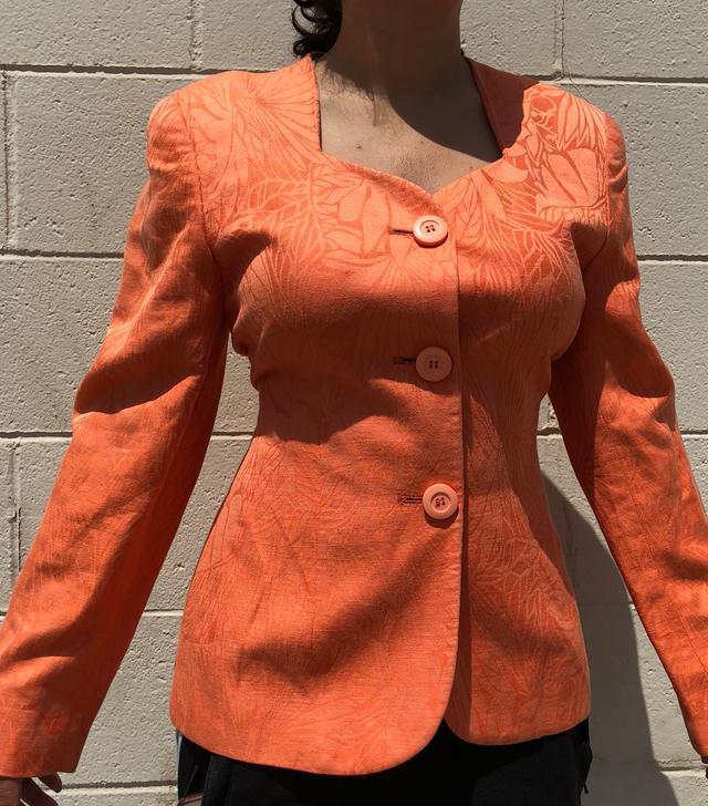 873e5adba4c Samandisaac Christian Dior Vintage Blazer