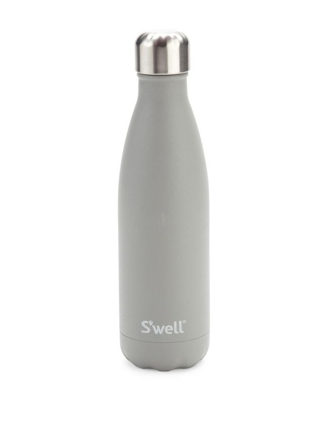 Smokey Quartz Stainless Steel Reusable Water Bottle/17 oz.