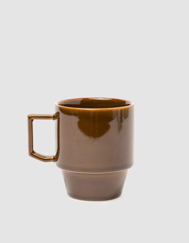 Hasami Gloss Grey Japanese Porcelain Mugs