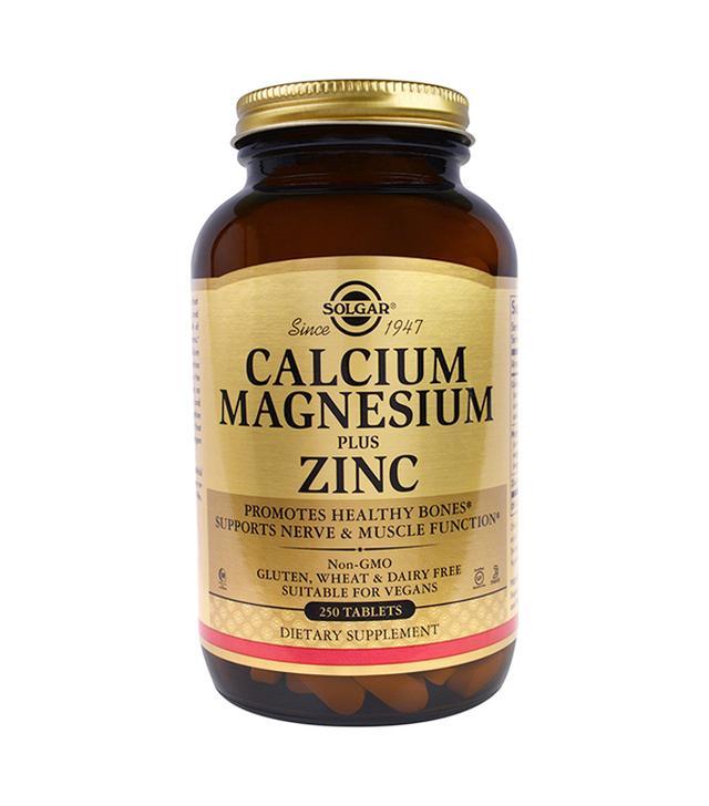 Solgar Calcium Magnesium Zinc
