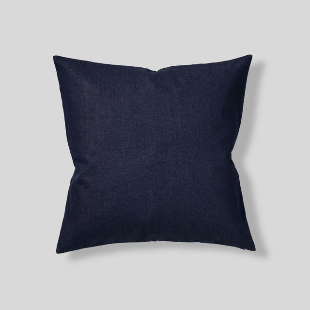 In Bed organic Denim Cushion